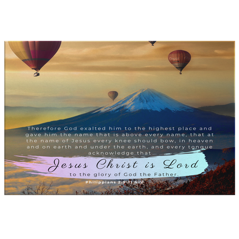 At The Name Of Jesus Every Knee Should Bow ~Philippians 2:9-11~ - Meditate Healing Christian Store