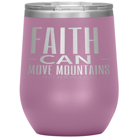 MeditateHealing.com Stainless Steel Vacuum Insulated Wine Tumbler