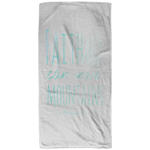 MeditateHealing.com Bath Towel