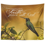We Have Peace With God ~Romans 5:1~ - Meditate Healing Christian Store