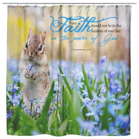 Faith In The Power Of God ~1 Corinthians 2:5~ - Meditate Healing Christian Store