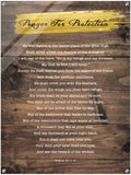 Products Luminous Contemporary Acrylic Print - Prayer for Protection ~Psalm 91:1-8~ (Design: Wood 2)