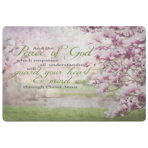 Guard Your Heart Through Christ Jesus ~Philippians 4:7~ - Meditate Healing Christian Store