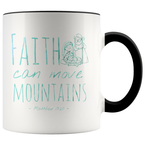 MeditateHealing.com Accent Mugs