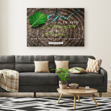MeditateHealing.com Gallery Quality Framed Canvas Wall Art