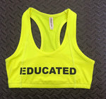Educated Sports Bra