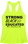 Strong, Black and Educated Tank