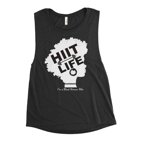 HIIT Life Muscle Tank