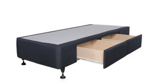 Standard Base with 1 Drawer King Single
