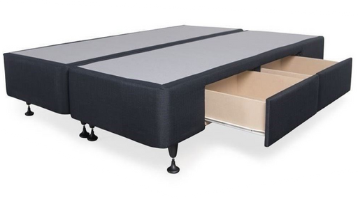 Standard Base with 2 Drawers Queen SPLIT