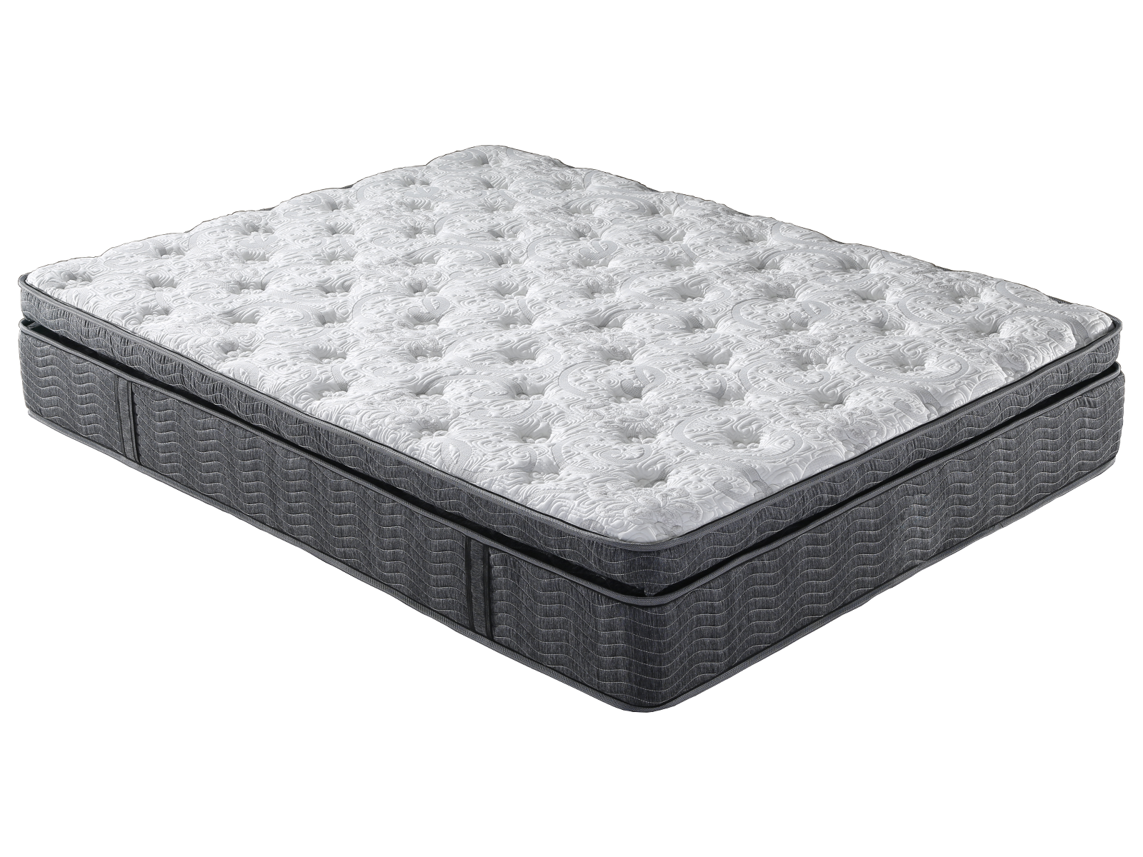 Lancaster PLUSH Queen Mattress