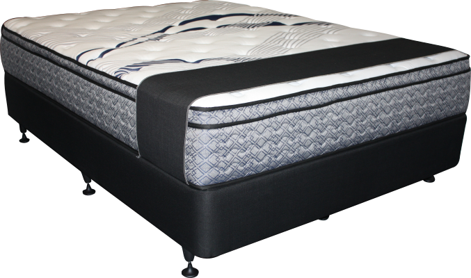 Regal Single Mattress and Base