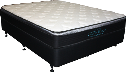 Ocean Queen Mattress and Base