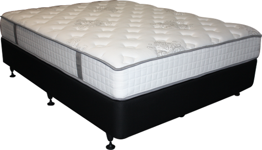 Livingstone King Single Mattress and Base