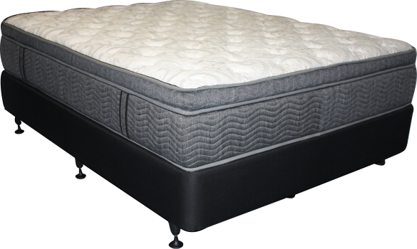 Lancaster PLUSH King Mattress and Base