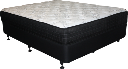 iSleep Supreme Queen Mattress and Base