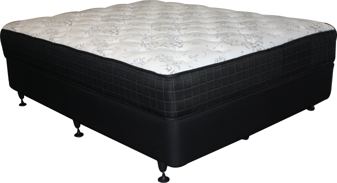 iSleep Supreme Super King Mattress and Base
