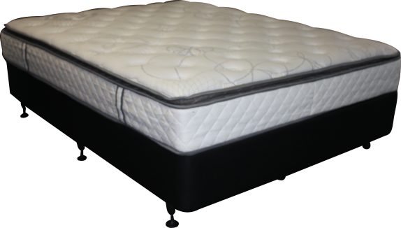 Restmor Queen Mattress and Base