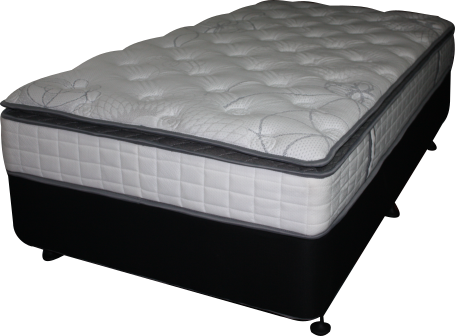 Restmor King Single Mattress and Base