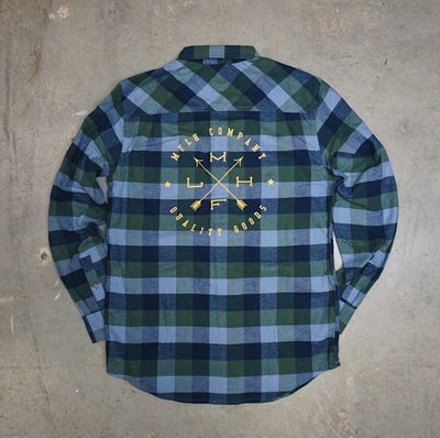 Ice Cold Flannel