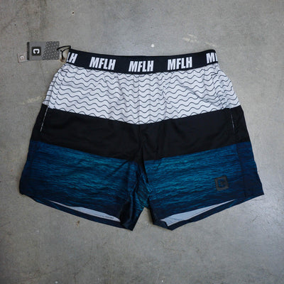 Deep Sea X Chestee Men's Shorties
