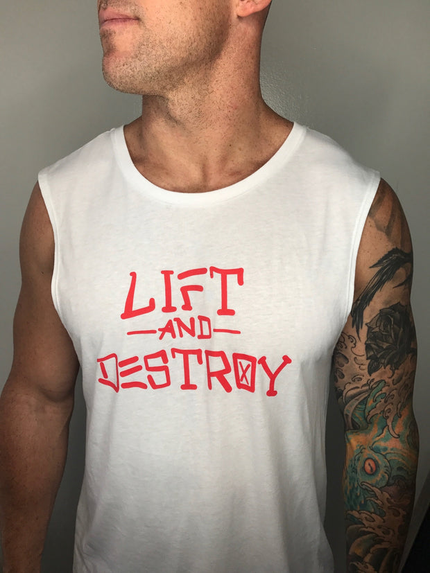 LIFT & DESTROY Tank
