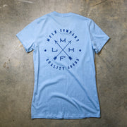 Quality Goods Womens T Baby Blue
