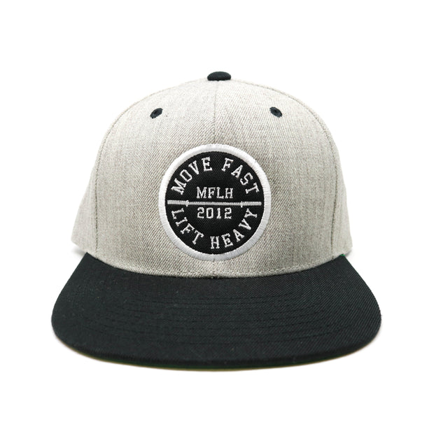 Patch Snapback / Granite