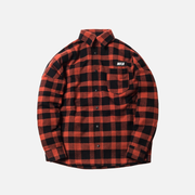 Brunch Crew // Red and Black Lumberjack