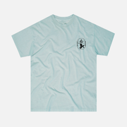 Lure and Destroy Tee // Dusty Blue