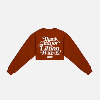 The Thankful Cropped Crew // Pumpkin Pie