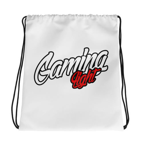 Retro Drawstring Bag