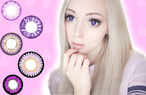 Should I wear circle lens / cosmetic colored contacts?