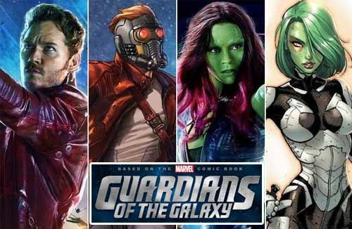 "Get the cosplay styles of the incredible ""Guardians"" cosplays"