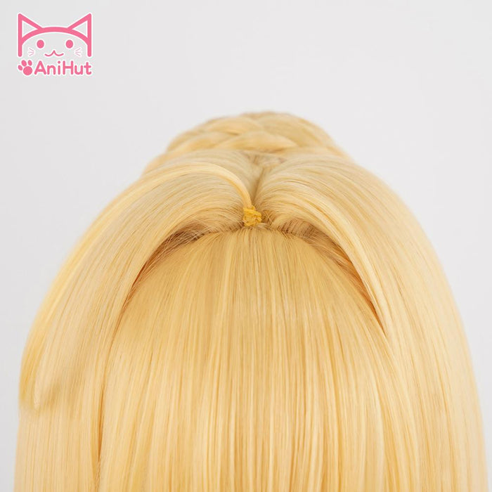 Fate/EXTRA Nero Medium Wig Fate Grand Order Blonde Wig Fate Stay Night