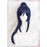Kanan Matsuura LoveLive Sunshine Aqours Long Wig Dark Blue Cosplay Costume Women Synthetic Hair +wig Cap