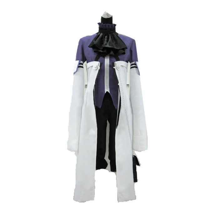 Pandora Hearts Xerxes Break Cosplay Costume