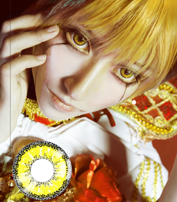 Best Coser Pop Yellow Lens