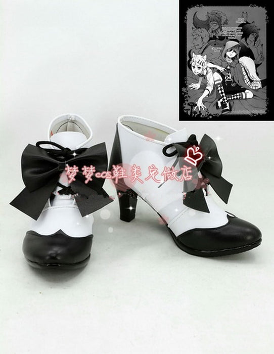 Black Butler Ciel Phantomhive Party Boots Tailor-Made