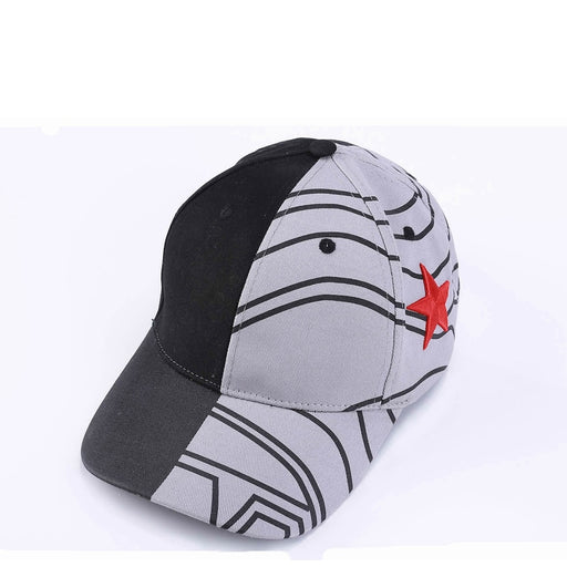 New Arrival Captain America 2 Winter Soldier Bucky Hat  For Unisex