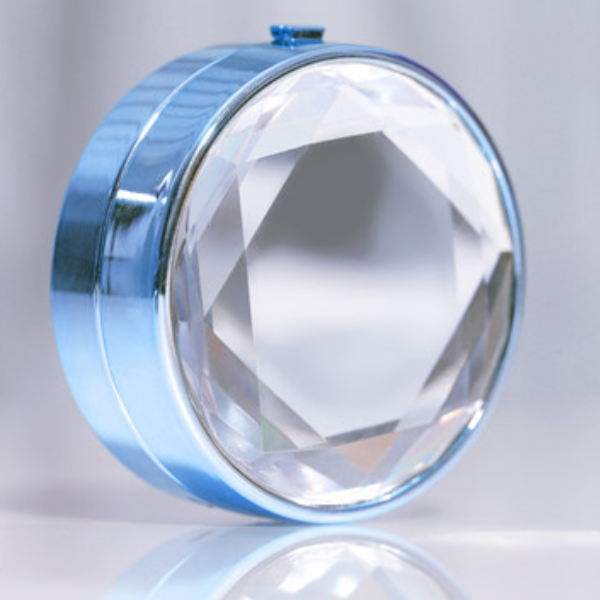 Diamond Contact Lens Case
