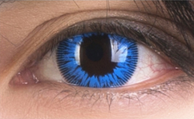 Free Eternal Summer Blue Lens