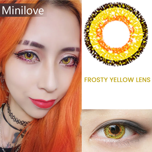 Minilove Frosty Yellow Lens