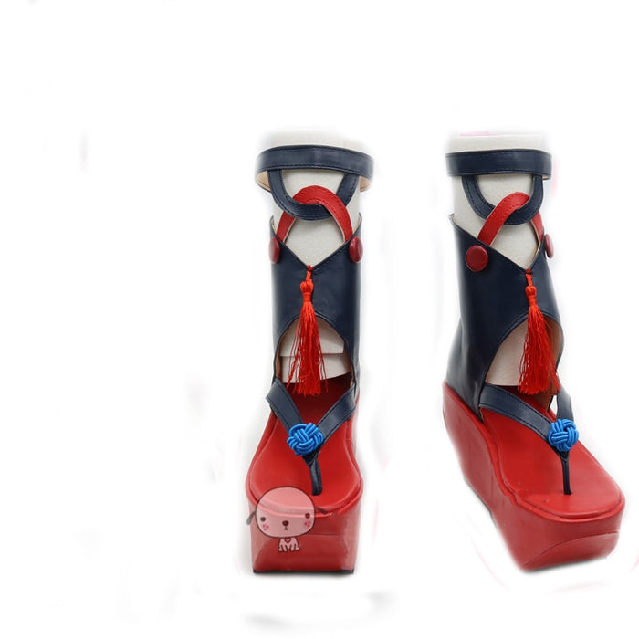 Onmyoji You Tou Hime Halloween Cosplay Shoes
