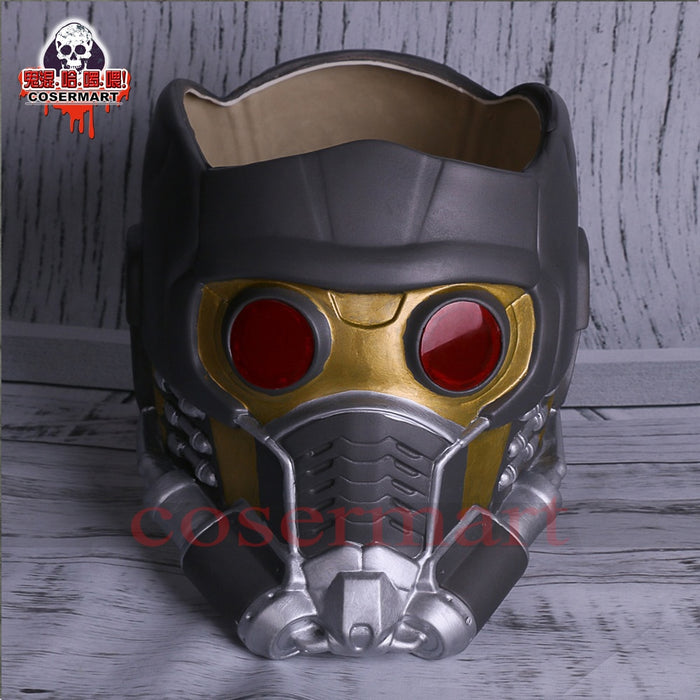 Guardians of the Galaxy Peter Quill Helmet Mask Cosplay