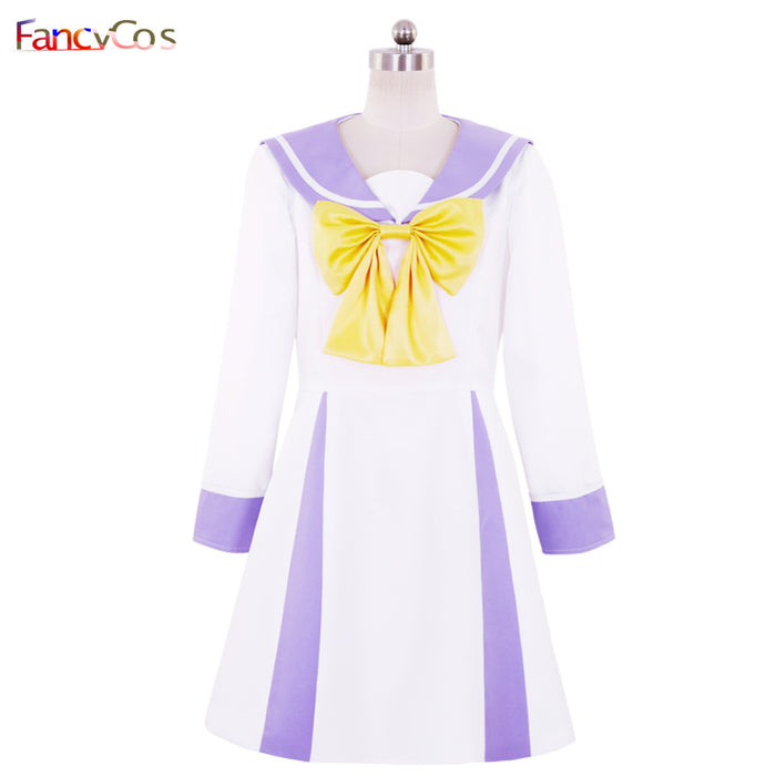 Halloween Glitter Force Doki Doki School Uinform Dress Cosplay Costume anime Custom