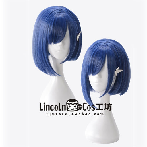 ICHIGO DARLING in the FRANXX Short Wig Blue Code 015