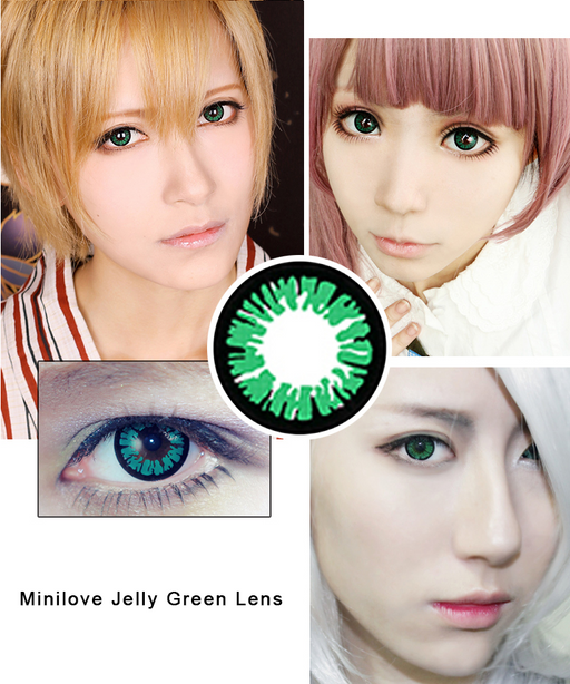 Minilove Jelly Green Lens