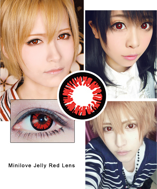 Minilove Jelly Red Lens