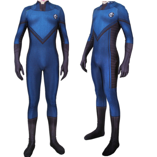 Fantastic Four Costume Zentai Jumpsuits